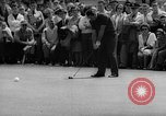 Image of Masters Golf Tournament Augusta Georgia USA, 1962, second 4 stock footage video 65675071770