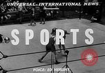 Image of Annual Junior Boxing Tournament Annapolis Maryland USA, 1948, second 2 stock footage video 65675071772