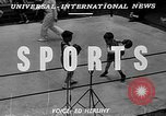 Image of Annual Junior Boxing Tournament Annapolis Maryland USA, 1948, second 5 stock footage video 65675071772