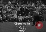 Image of Masters Golf Tournament Augusta Georgia USA, 1948, second 3 stock footage video 65675071773
