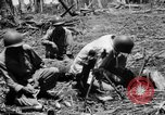 Image of 158th Infantry 2nd Battalion Arawe New Britain, 1943, second 6 stock footage video 65675071779