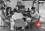Image of communication activities Guadalcanal Solomon Islands, 1943, second 7 stock footage video 65675071781