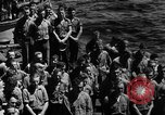 Image of burial Pacific Ocean, 1944, second 5 stock footage video 65675071812