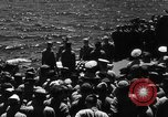 Image of burial Pacific Ocean, 1944, second 10 stock footage video 65675071812