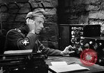 Image of radio transmission security Hollywood Los Angeles California USA, 1943, second 11 stock footage video 65675071817
