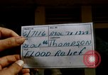 Image of flood relief Vietnam, 1966, second 1 stock footage video 65675071835