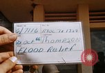 Image of flood relief Vietnam, 1966, second 4 stock footage video 65675071835