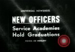 Image of graduation ceremonies United States USA, 1964, second 1 stock footage video 65675071841