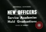 Image of graduation ceremonies United States USA, 1964, second 3 stock footage video 65675071841