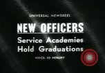 Image of graduation ceremonies United States USA, 1964, second 4 stock footage video 65675071841
