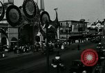 Image of traffic Coney Island New York USA, 1918, second 4 stock footage video 65675071845