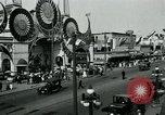 Image of traffic Coney Island New York USA, 1918, second 5 stock footage video 65675071845