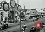 Image of traffic Coney Island New York USA, 1918, second 6 stock footage video 65675071845