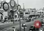Image of traffic Coney Island New York USA, 1918, second 8 stock footage video 65675071845