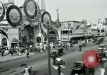 Image of traffic Coney Island New York USA, 1918, second 9 stock footage video 65675071845