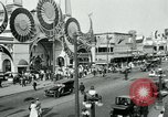 Image of traffic Coney Island New York USA, 1918, second 10 stock footage video 65675071845