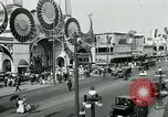 Image of traffic Coney Island New York USA, 1918, second 12 stock footage video 65675071845