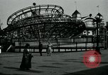 Image of entertainment Coney Island New York USA, 1918, second 3 stock footage video 65675071846