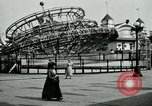 Image of Top ride at coney island Coney Island New York USA, 1918, second 4 stock footage video 65675071846