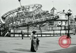 Image of Top ride at coney island Coney Island New York USA, 1918, second 5 stock footage video 65675071846