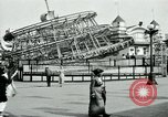 Image of entertainment Coney Island New York USA, 1918, second 6 stock footage video 65675071846