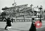 Image of Top ride at coney island Coney Island New York USA, 1918, second 7 stock footage video 65675071846