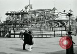 Image of entertainment Coney Island New York USA, 1918, second 8 stock footage video 65675071846
