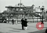 Image of Top ride at coney island Coney Island New York USA, 1918, second 9 stock footage video 65675071846