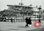 Image of Top ride at coney island Coney Island New York USA, 1918, second 10 stock footage video 65675071846