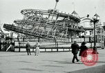 Image of Top ride at coney island Coney Island New York USA, 1918, second 11 stock footage video 65675071846