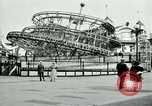 Image of Top ride at coney island Coney Island New York USA, 1918, second 12 stock footage video 65675071846