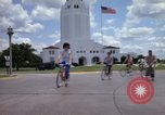 Image of aerobics Texas United States USA, 1968, second 9 stock footage video 65675071881