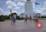 Image of aerobics Texas United States USA, 1968, second 10 stock footage video 65675071881
