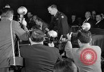 Image of Ferry testifies at McCarthy Army Signal Corps hearings New York City USA, 1953, second 8 stock footage video 65675071883