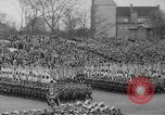 Image of birthday review Berlin Germany, 1939, second 2 stock footage video 65675071887