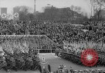 Image of birthday review Berlin Germany, 1939, second 11 stock footage video 65675071887