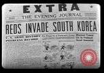 Image of North Koreans invade South Korea Korea, 1952, second 2 stock footage video 65675071933