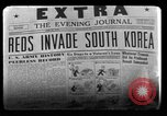 Image of North Koreans invade South Korea Korea, 1952, second 4 stock footage video 65675071933