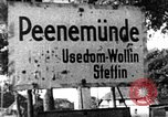Image of German guided missiles Peenemunde Germany, 1952, second 2 stock footage video 65675071937