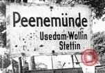 Image of German guided missiles Peenemunde Germany, 1952, second 3 stock footage video 65675071937