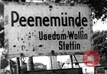 Image of German guided missiles Peenemunde Germany, 1952, second 4 stock footage video 65675071937