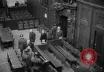 Image of war crimes trials Nuremberg Germany, 1947, second 4 stock footage video 65675071944