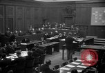 Image of war crimes trials Nuremberg Germany, 1947, second 7 stock footage video 65675071947