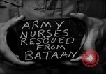 Image of American nurses Leyte Philippines, 1945, second 5 stock footage video 65675071950