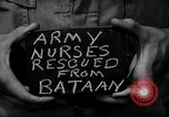 Image of American nurses Leyte Philippines, 1945, second 6 stock footage video 65675071950