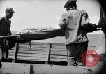 Image of Air evacuation of wounded U.S. troops from Luzon Leyte Philippines, 1945, second 7 stock footage video 65675071951