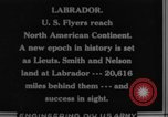 Image of Douglas World Cruiser North America, 1924, second 3 stock footage video 65675071967