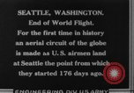 Image of Douglas World Cruisers Seattle Washington USA, 1924, second 1 stock footage video 65675071972