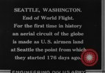 Image of Douglas World Cruisers Seattle Washington USA, 1924, second 2 stock footage video 65675071972