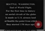 Image of Douglas World Cruisers Seattle Washington USA, 1924, second 7 stock footage video 65675071972